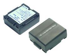 Baterie Panasonic CGA-DU07, 7,2V (7,4V) - 720mAh