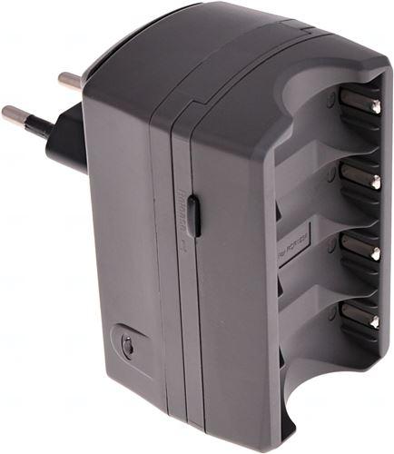 Nabíječka T6 Power CR123, DL123A, EL123A, DLI123A, EL123, K123LA