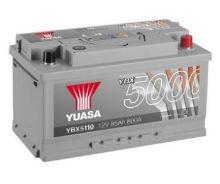 Autobaterie Yuasa Silver High Performance 85Ah, 12V, 800A (YBX5110)