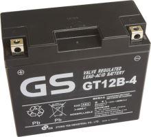 Motobaterie Yuasa GT12B-4, 12V, 10Ah