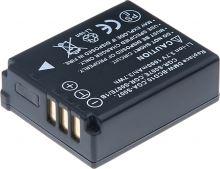 Baterie Panasonic CGA-S007, 3,6V (3,7V),1000mAh, 3,7Wh