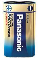 Baterie Panasonic CRV3, Lithium, fotobaterie, 3V, (Blistr 1ks)