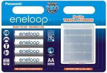 Baterie Panasonic Eneloop Akkubox BK-3MCCE, AA, 1900mAh, (blistr 4ks) + box