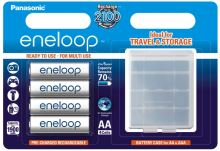 Baterie Panasonic Eneloop Akkubox CASE 3MCCEC/4BE, AA, 1900mAh, (blistr 4ks) + box