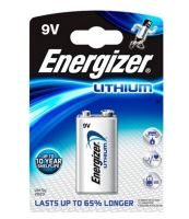 Baterie Energizer L522, 9V, Lithium (Blistr 1ks)