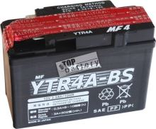 Motobaterie YUASA YTR4A-BS, 12V, 2,3Ah