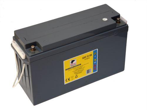 Gelová baterie GiVC 12-150, 12V, 173Ah (100hod) - solární akumulátor