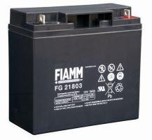 Olověný akumulátor Fiamm FG21803, 18Ah, 12V, (šroubová spojka M5)