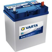 Autobaterie VARTA BLUE Dynamic 40Ah, 12V (A14)