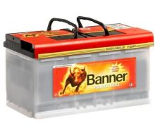 Autobaterie Banner POWER BULL PROfessional P110 40, 110Ah, 12V, 850A (P11040)