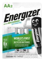 Baterie Energizer Extreme, HR6, AA, 2300mAh, (Blistr 2ks) nabíjecí