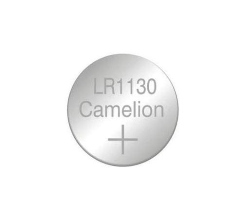Baterie Camelion Watch 389, LR1130, 390, AG10, hodinková, (Blistr 1ks)