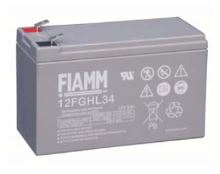 Olověný akumulátor Fiamm 12 FGHL 34, 9Ah, 12V, (faston 250)