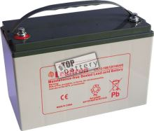 Akumulátor (baterie) Leaftron LTL12-100, 12V - 100Ah
