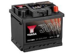 Autobaterie Yuasa YBX3000, 45Ah, 12V, 425A (YBX3063)