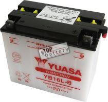 Motobaterie Yuasa YB16L-B, 12V, 19Ah