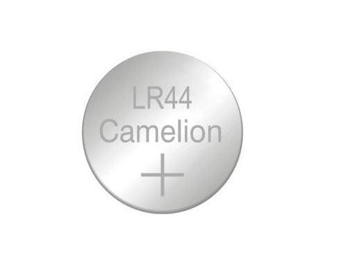 Baterie Camelion Alkaline LR44, AG13, 357, 1,5V (Blistr 1ks)