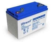 Trakční (gelová) baterie Ultracell UCG100-12, F11, 100Ah, 12V ( VRLA )