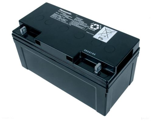 Akumulátor (baterie) PANASONIC LC-X1265PG, 65Ah, 12V